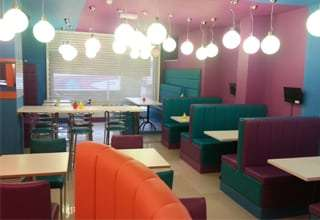 Remodelling Molono's - From Bathroom Warehouse to Modern Diner