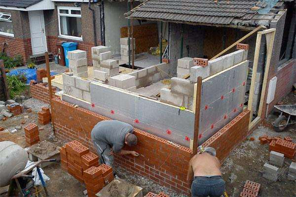 Process For Building An Extension Uk